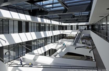 Bâtiment ME - EPFL