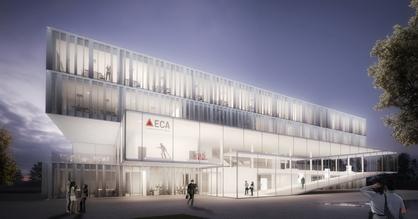 Nouveau siège ECA à Lausanne
