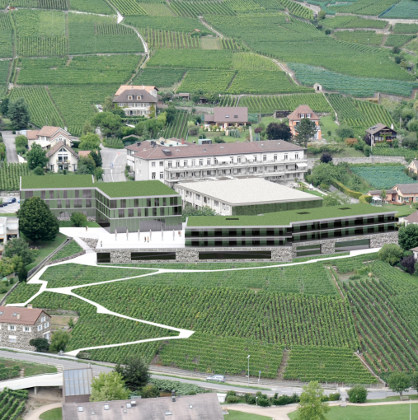 Hôpital de Lavaux - Cully