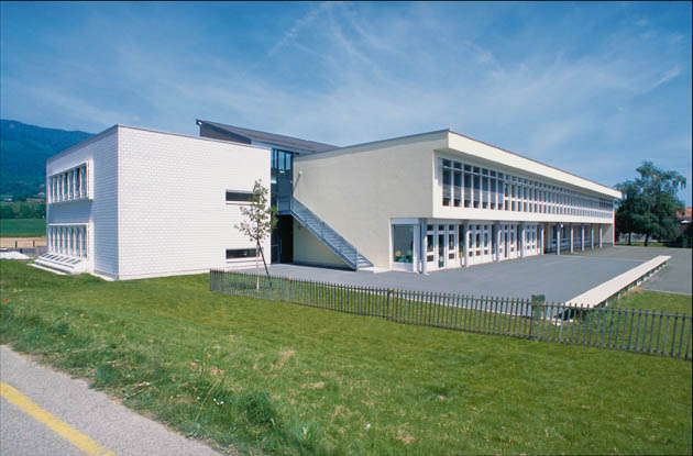 """Collège """"En Praz - Corbet"""""""