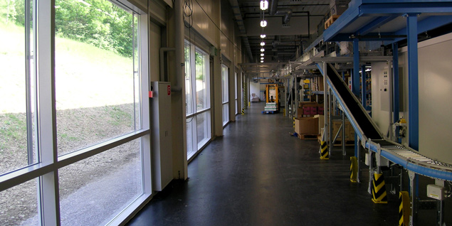 Amedis - Centre de distribution pharmaceutique