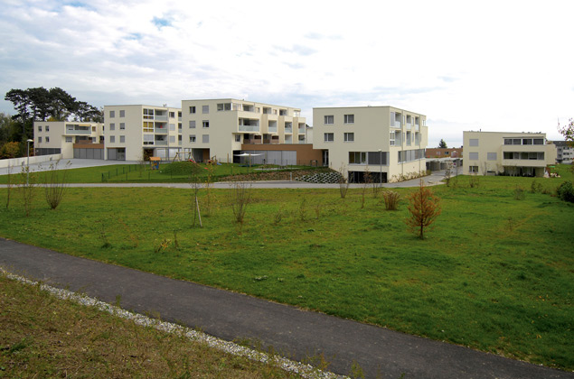 Quartier du Maupas