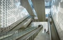 Métro Ligne B - Stations Gares et St Germain