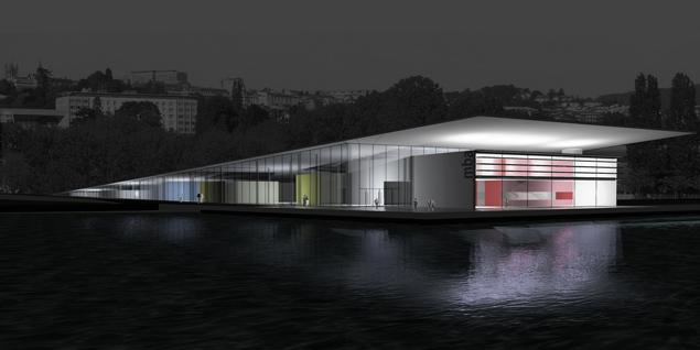 Nmba, Nouveau musée des beaux arts